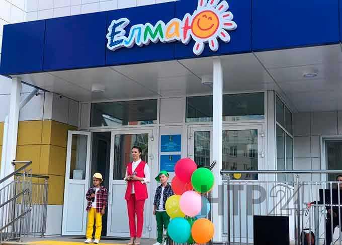 В Нижнекамске открылись сразу два детских сада