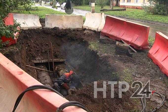Больше недели в Нижнекамске не будет горячей воды