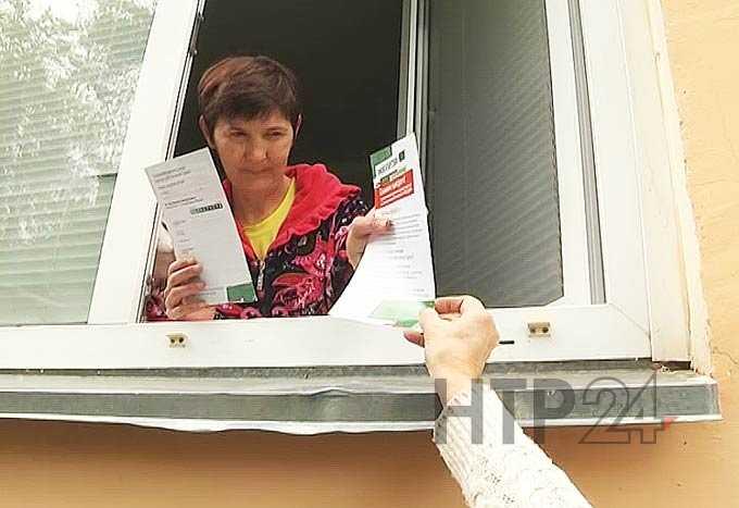 Жителям Нижнекамска раздадут анкеты, в которые они смогут внести пожелания по благоустройству двора