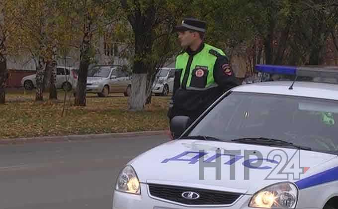 В Нижнекамске 65 водителей лишены водительских прав пожизненно