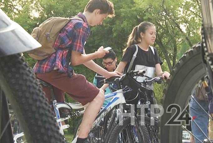 Нижнекамские организации и учебные заведения могут выиграть призы в акции «На работу на велосипеде»