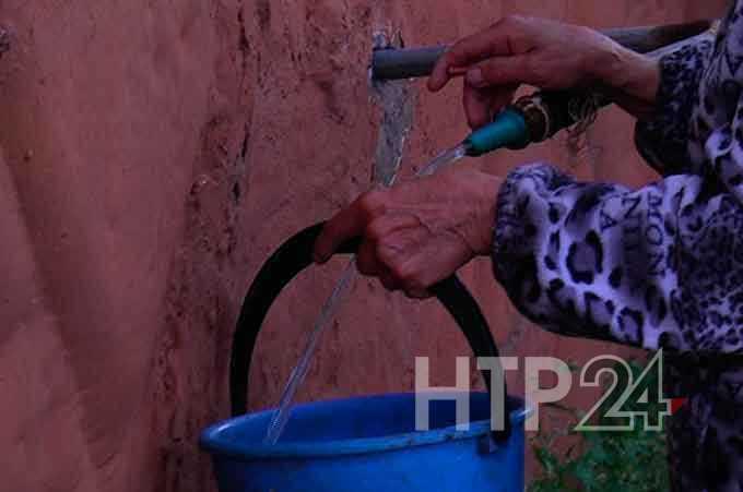 Жителей одного из сел Нижнекамского района обвинили в низкой культуре потребления воды