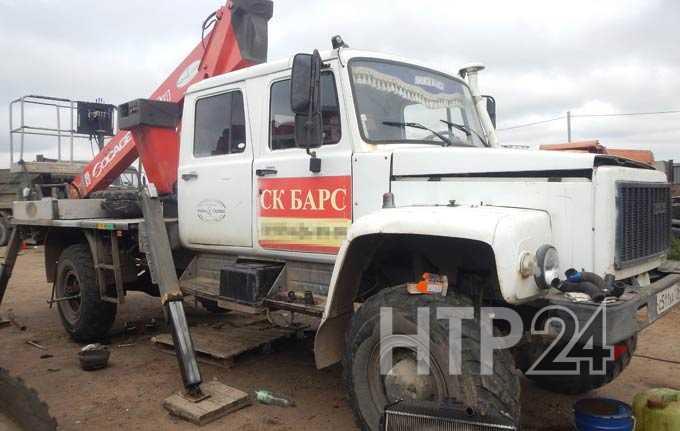 В Нижнекамске задержана группа автомобильных воров
