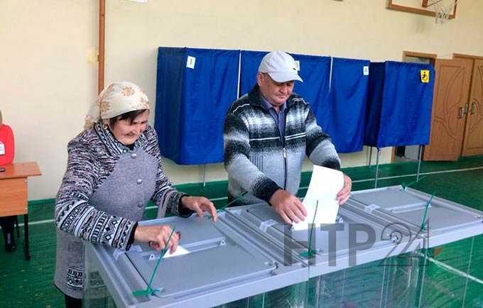 В Татарстане началось голосование на выборах в Госсовет республики