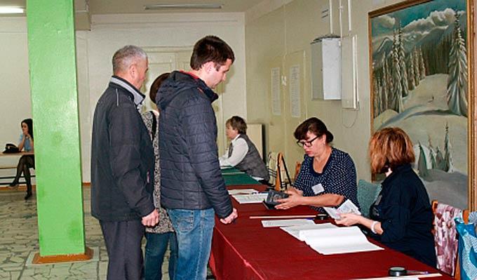 На выборы в Нижнекамске идут целыми семьями
