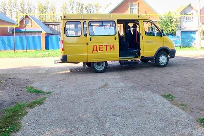В Нижнекамском районе сельчан в единый день голосования на избирательные участки доставляют на автобусах