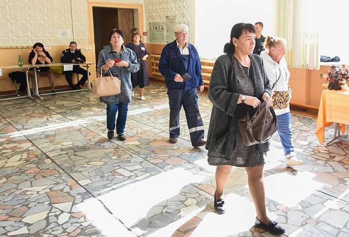 Жители сёл Нижнекамского района выбрали местных депутатов
