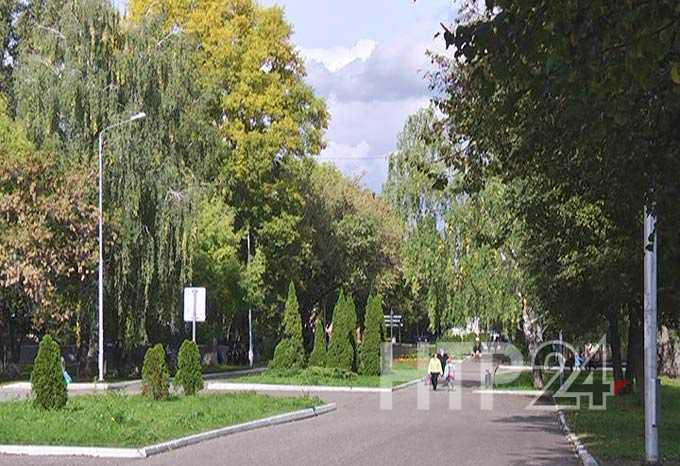 В Нижнекамске +14 градусов, ожидается солнечная и теплая погода