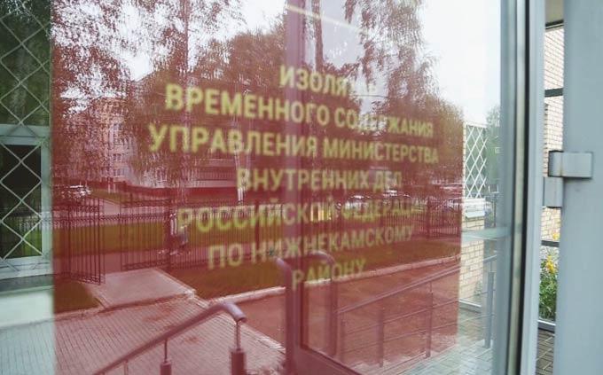 В Нижнекамске за применение насилия в отношении представителя власти разыскивается 56-летний мужчина