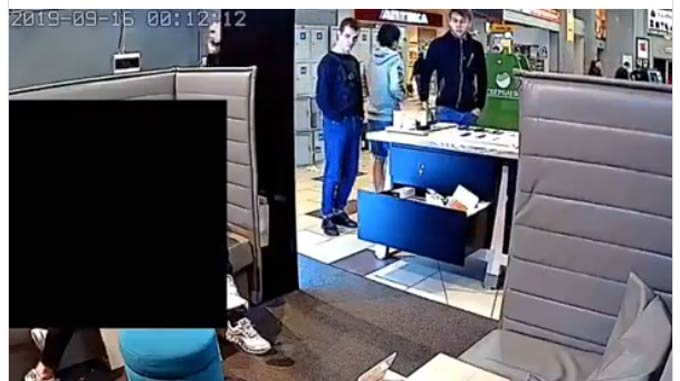 В Татарстане пока продавец наслаждалась объятиями парня, магазин обокрали