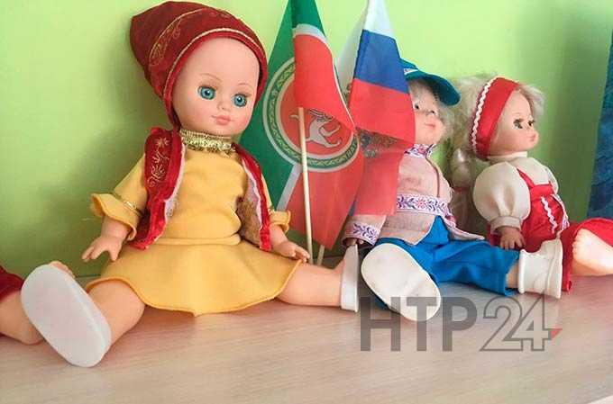 В Нижнекамске детский сад №27 первого октября заработает в полную силу после ремонта