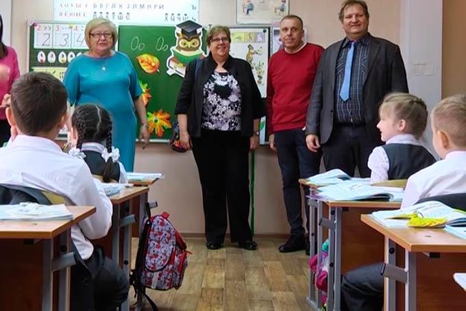 Посетившие Нижнекамск педагоги из Франции рассказали о своей системе образования