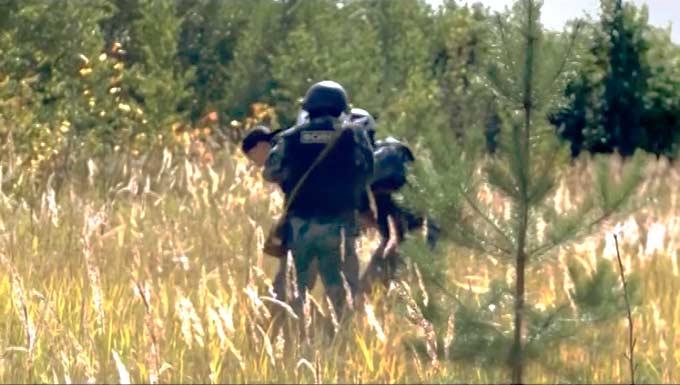 В Казани прошли учения по пресечению террористических актов