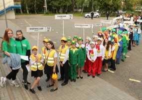 В Набережных Челнах стартовал республиканский конкурс юных инспекторов движения «Безопасное колесо»