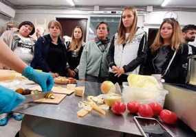 Немцы познакомились с гостеприимством жителей Нижнекамского района