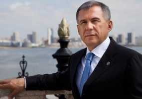 Обращение президента Республики Татарстан Рустама Минниханова по случаю выборов депутатов Госсовета