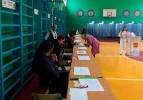 К полудню в Нижнекамске явка на выборы депутатов Госсовета РТ составила 21 процент