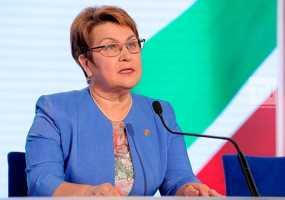 Сабурская: «В Татарстане созданы особые условия для голосования людей с ограничениями здоровья»