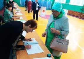 В Нижнекамске явка на выборы депутатов Госсовета РТ на 15:00 составила 34,8 процента