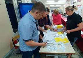 В Нижнекамске в 20:00 закрылись избирательные участки