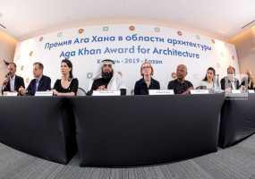 Директор премии Ага Хана высоко оценил организацию мероприятий в Казани