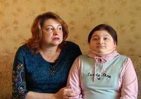 Русфонд: сбор средств на имплант для Вероники Борисовой с «Саркомой Юинга»