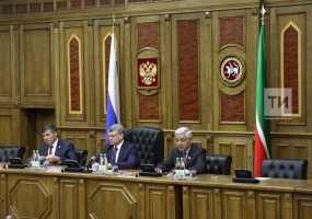 Фарид Мухаметшин: Президент Татарстана обратится с ежегодным посланием к Госсовету 25 сентября