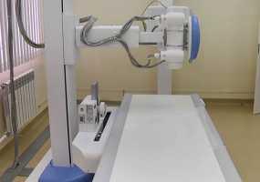 В Нижнекамске появился рентгенодиагностический комплекс
