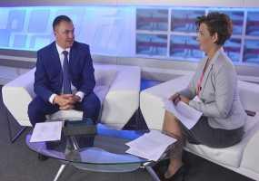 Руководитель исполкома Нижнекамска ответит на вопросы горожан по ЖКХ в эфире НТР 24