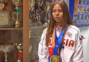 Представительница Нижнекамска стала призером чемпионата мира по пожарно-прикладному спорту