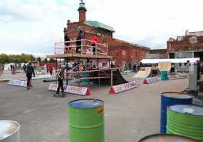 Новое лофт-пространство, первая мультимедийная комната и баттлы: в Казани проходит URAM FEST