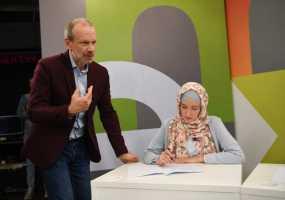 Полиглот Дмитрий Петров нашел ключ к изучению татарского языка