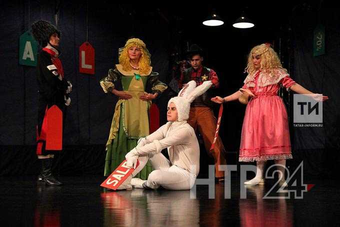 «Культурная эстафета школьника» с экскурсиями, мастер-классами и спектаклями стартовала в Татарстане