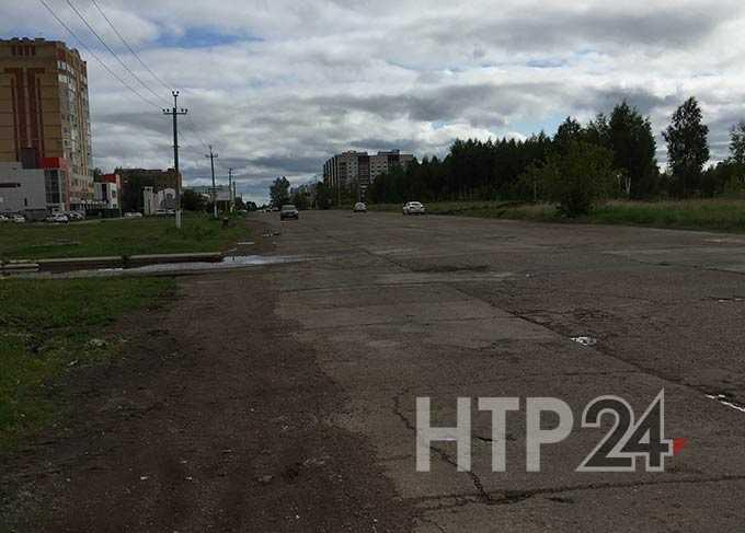 В Нижнекамске отремонтируют «пьяную дорогу» на пр.Шинников