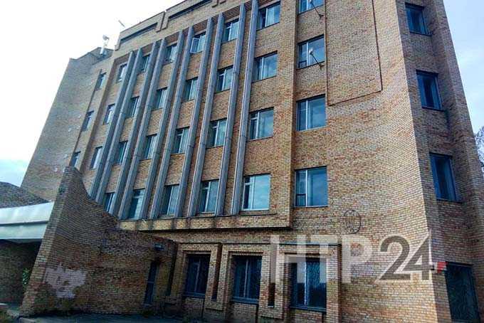 Что еще, кроме гостиницы 4*, разместится в бывшем здании Дома быта в Нижнекамске