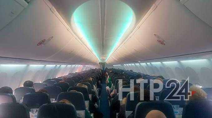 Двухмесячный младенец умер на борту пассажирского авиалайнера