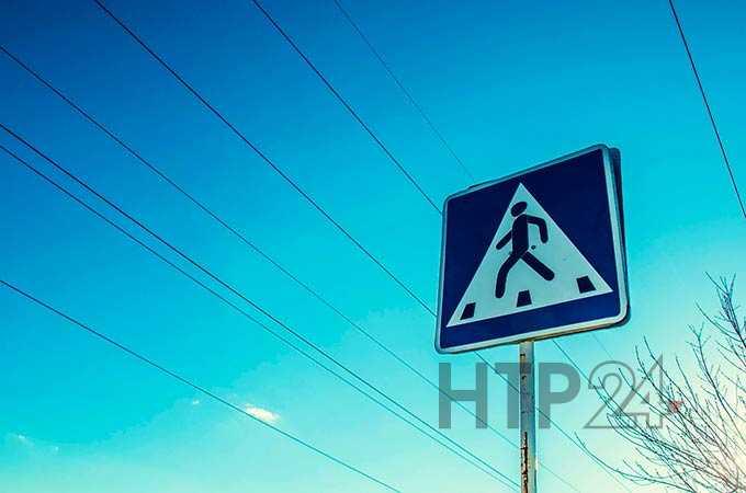 Нижнекамцы жалуются на отсутствие пешеходного перехода на пересечении пр.Шинников и ул.Менделеева