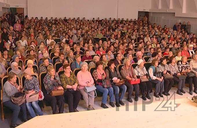В Нижнекамске начался новый учебный год в Университете третьего возраста