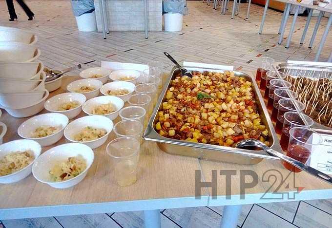 В Нижнекамске школьников будут кормить по-новому меню