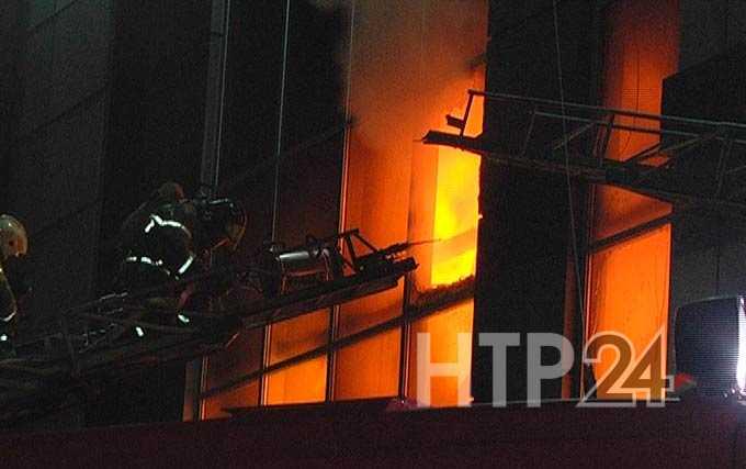В Нижнекамске озвучены новые подробности пожара в ТЦ «Старт»