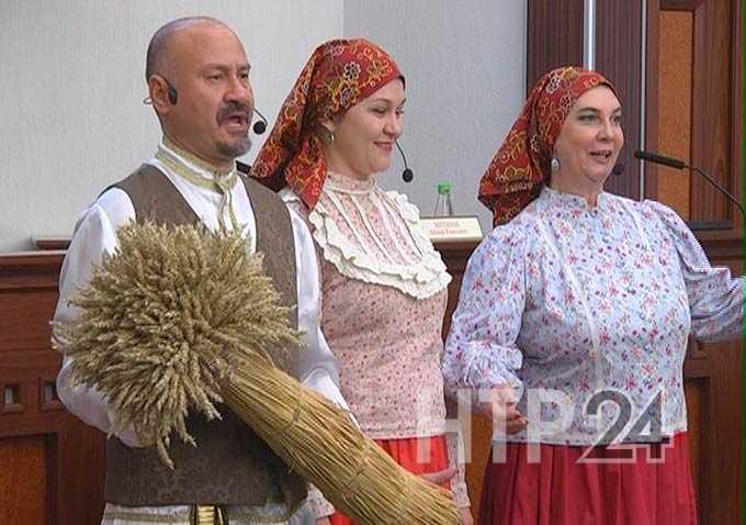 Песнями и танцами: В Нижнекамске отметили лучших сельских тружеников