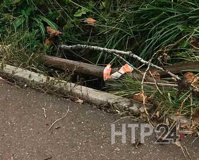 Нижнекамцы жалуются на опасные места на городских улицах