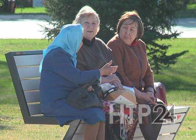 В Нижнекамске выберут самую крутую в городе бабушку