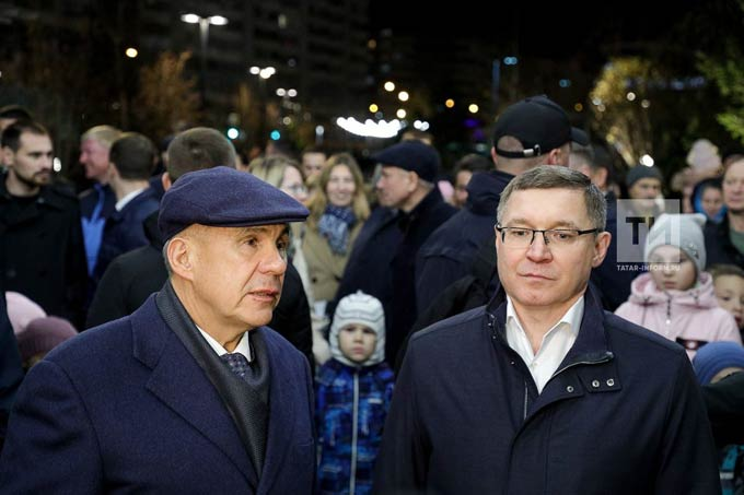 Министр строительства и ЖКХ РФ высоко оценил реализацию нацпроекта в Татарстане