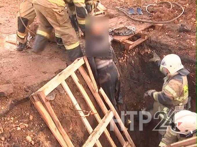 По факту гибели жителя Нижнекамска, упавшего в яму возле драмтеатра, возбуждено уголовное дело