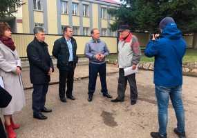 Глава НМР Айдар Метшин ознакомился с проблемами жителей села Шереметьевка