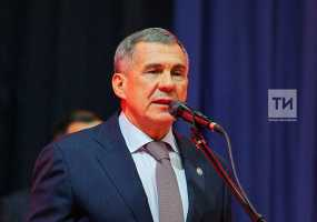 Минниханов: Только в этом году объем инвестиций в проекты АПК составит около 15 млрд рублей