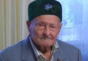 В Нижнекамске ветеран Великой Отечественной войны отмечает 100-летний юбилей