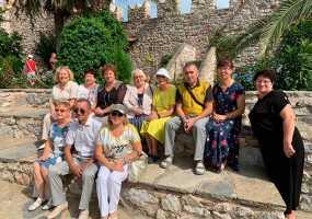 В Нижнекамске активных пенсионеров поощрили поездкой в турецкий Мармарис