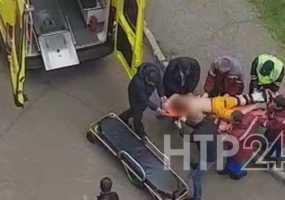 Врачи рассказали подробности о состоянии здоровья мальчика из Нижнекамска, который выпал из окна многоэтажки